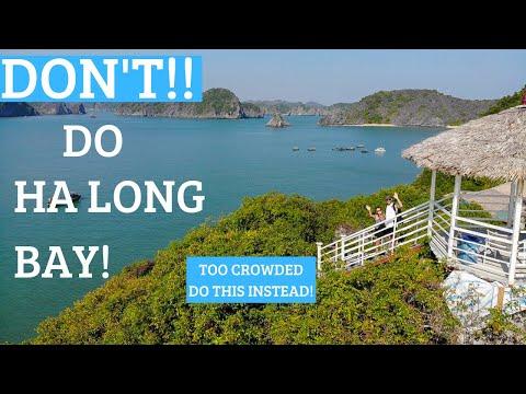 LAN HA BAY 2019  (Better Than Ha Long Bay By Farrrr)