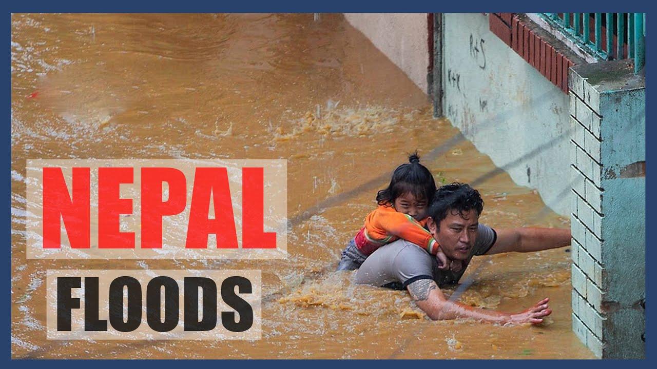 (NEPAL - July 2019) Extreme Floods, Landslides In Nepal Compilations | Flood In Kathmandu |