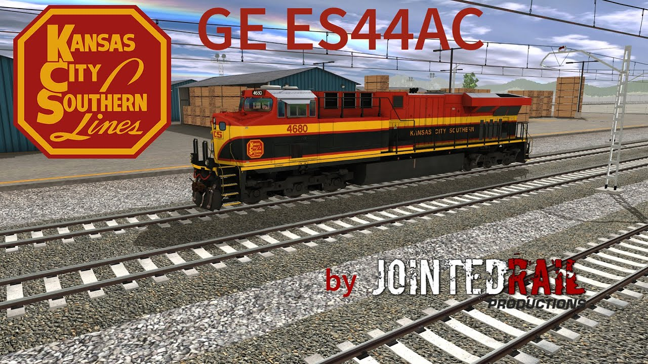 Trainz Freeware - Year of Clean Water