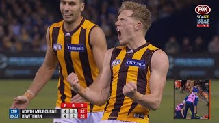 AFL 2016: Round 13 - Hawthorn highlights vs. North Melbourne