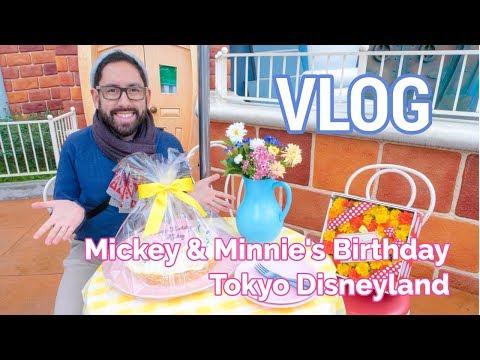 VLOG: Mickey & Minnie's Birthday at Tokyo Disneyland