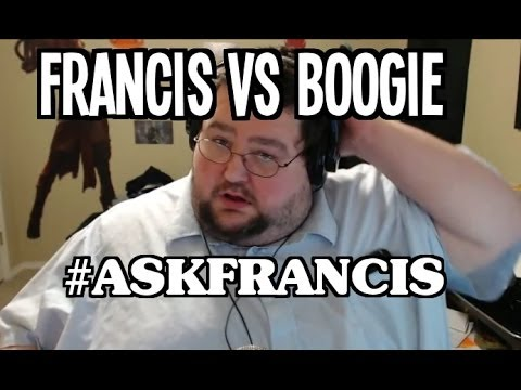 BOOGIE VS FRANCIS?? WHO WINS?