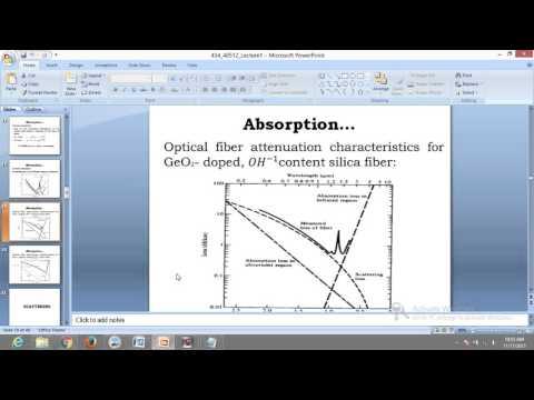 Optical communications part2