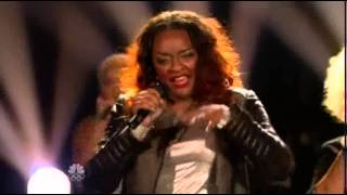 "1st Performance - Ten - ""Tell Me Something Good"" By Rufus and Chaka Khan - Sing Off - Series 4"