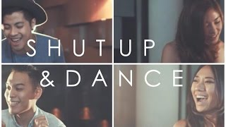 Shut up and Dance - Walk the Moon (The Sam Willows Cover)