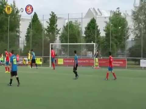 III. Religationsspiel zur Regionalliga West U15 Hamborn : Wuppertal