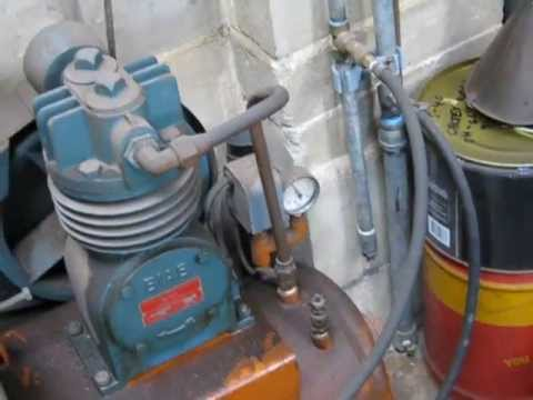 Make A Compressed Air Drier From Junk Water Pipe Youtube