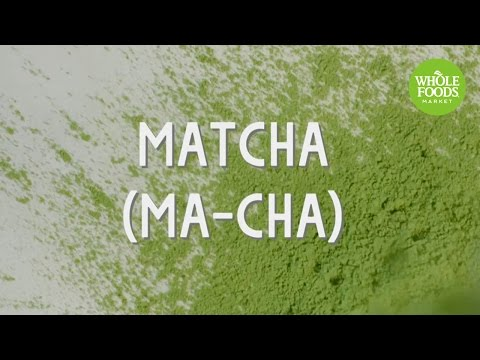 Matcha | Food Trends | Whole Foods Market