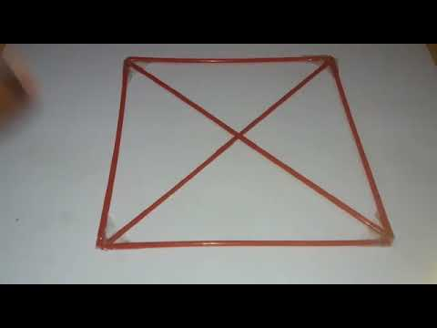 43.  How to make a Sky Lantern at Home