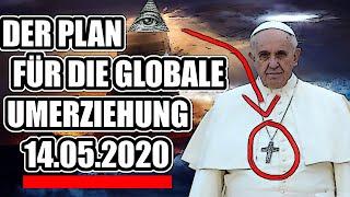 PAPST FRANZISKUS - RUFT WELTFÜHRER ZUSAMMEN / um einen GLOBALEN PAKT zu schließen