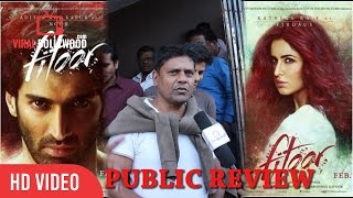 Fitoor Public Review   Katrina Kaif   Aditya Roy Kapur   Viralbollywood