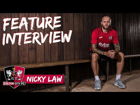 💬 FEATURE: Nicky Law - Moving Forward | Exeter City Football Club
