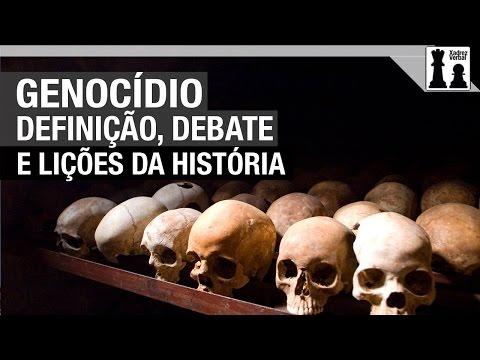 Genocídio: Definição, debate e lições da História