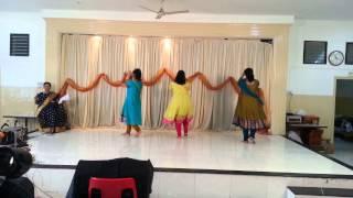 Shubharambh dance