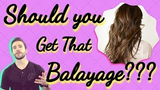 Who Should Wear a Balayage??? What You Need To Know About This Hair Color Trend!