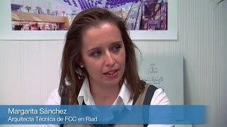 Entrevista a Margarita Sánchez - Arquitecta Técnica de FCC en Riad