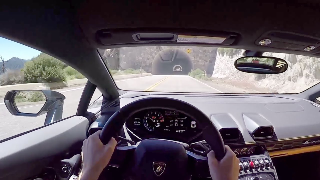 2015 lamborghini hurac n lp 610 4 wr tv pov test drive. Black Bedroom Furniture Sets. Home Design Ideas