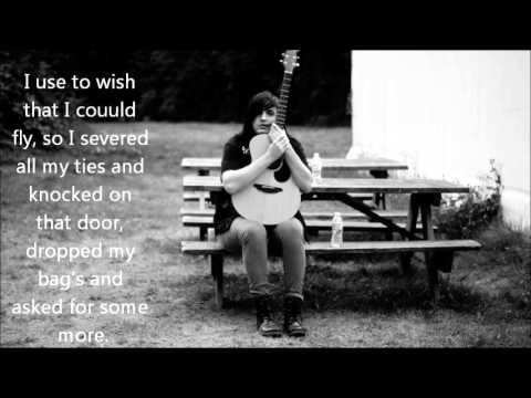 Joel Faviere - Rougher Kids (LYRICS ON SCREEN) DARK DAYS 2013