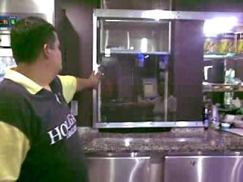 montaplatos elevador de carga para restaurant  YouTube