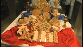 International Breads Display @cai-2012