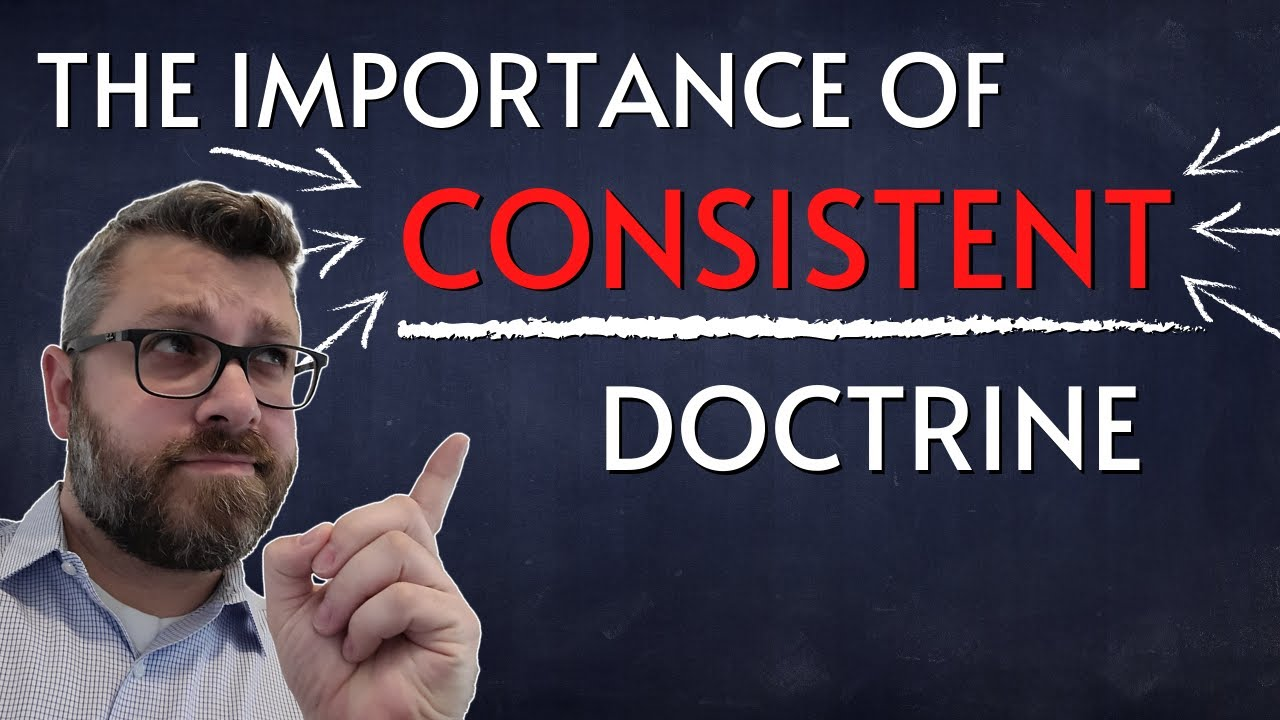 What is a Consistent Theology?