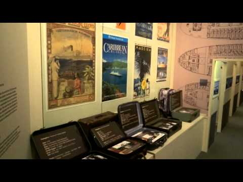Maritiem Maritime Museum Rotterdam Video Tour