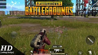 PUBG MOBILE Android Gameplay [1080p/60fps]