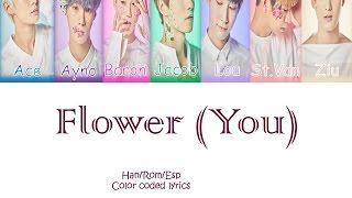 VAV - Flower (You) | Color Coded | Sub (Han - Rom - Esp)