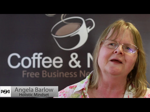 Angela Barlow Coffee & Natter Walsall Free Business Networking Testimonial