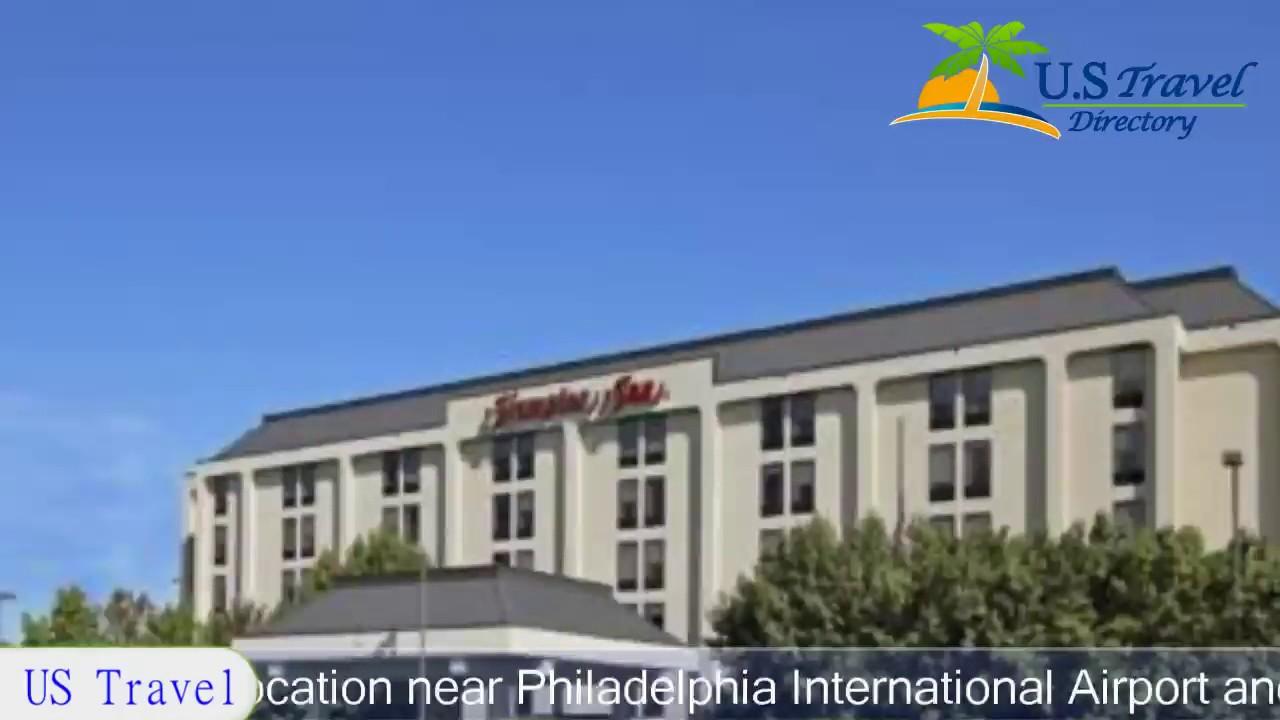 Hampton Inn Philadelphia Airport Hotels Pennsylvania