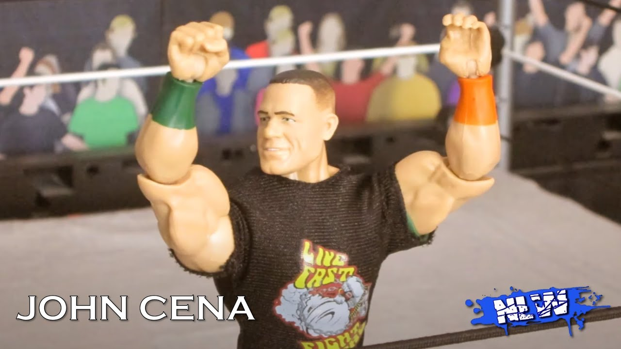 "NLW: John Cena Theme ""The Time Is Now"" Remake - YouTube"