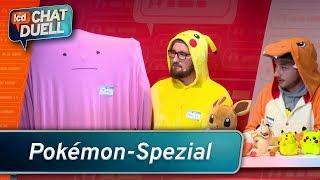 Chat Duell #52   Pokémon-Special - Team Trainer gegen Team Pokémon