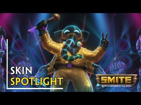 DJ Ohm Ganesha Skin Spotlight