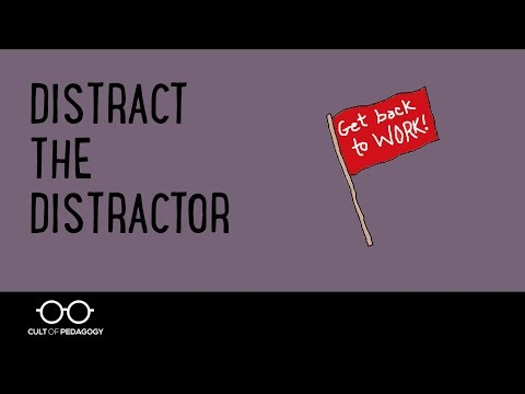 Distract the Distractor