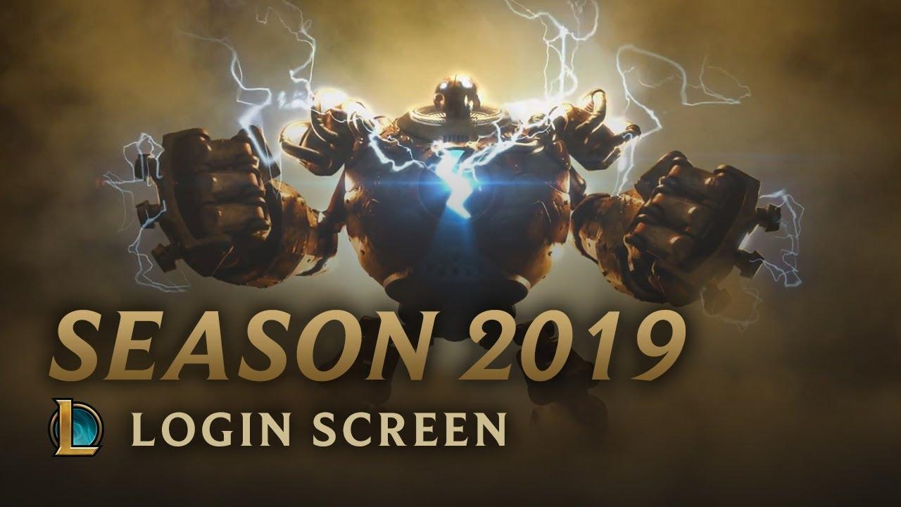 Legend 2019 Stream