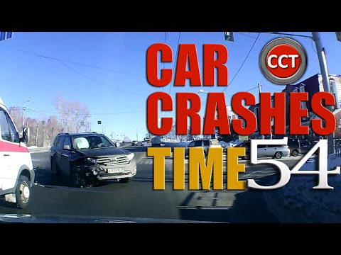 Road Traffic Accidents Compilation #54