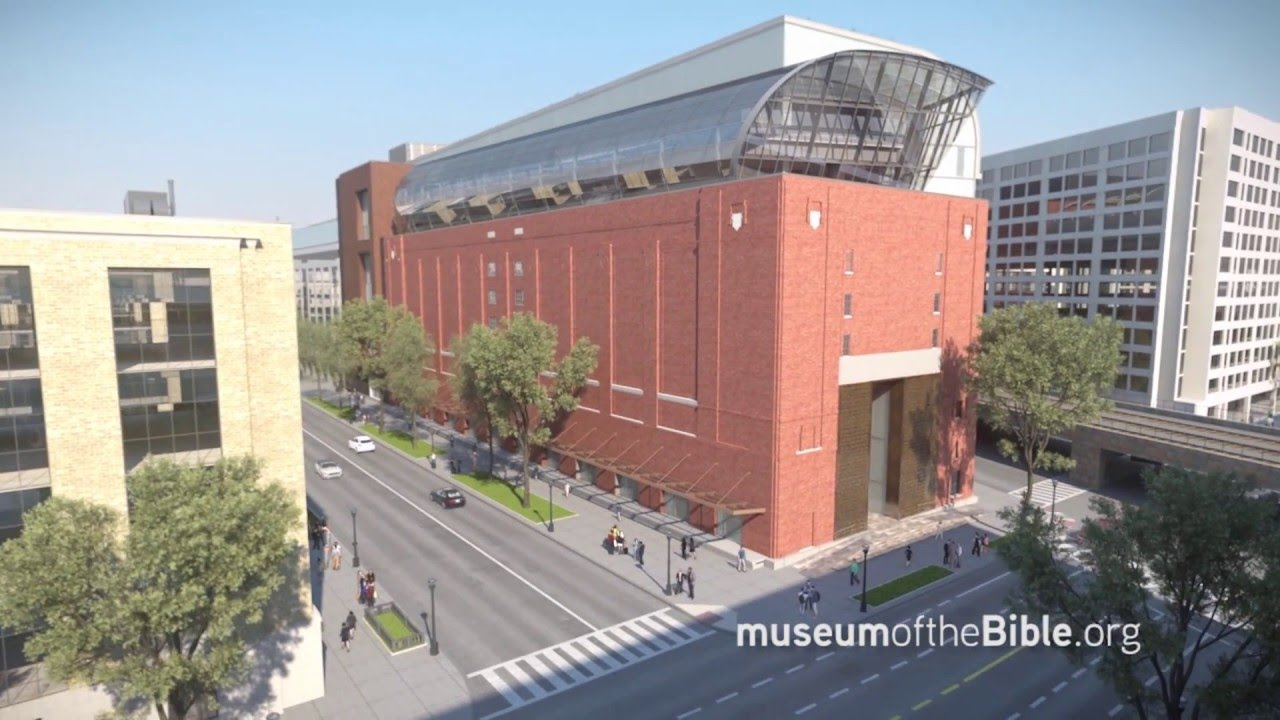 Image result for museum of the bible