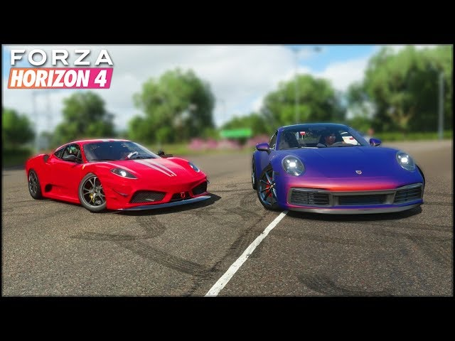PERSONALITATEA TA INTR-O MASINA! | Forza Horizon 4
