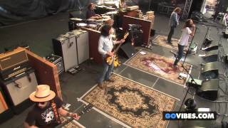 "The Black Crowes performs ""Hotel Illness"" at Gathering of the Vibes Music Festival 2013"