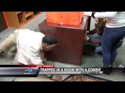 Trapped in a Room with a Zombie - YouTube