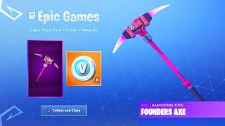 VOICI HOW DÉBLOQUER THIS FREE PIOCHE and A PLANEUR on Fortnite!