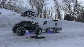 Crawler Teds Garage - We