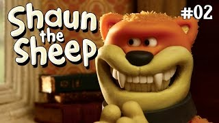Shaun the Sheep - Cheetah Cheater S2E2 (DVDRip XvID) HD