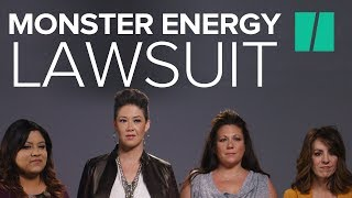 Women Sue Monster Energy For Discrimination