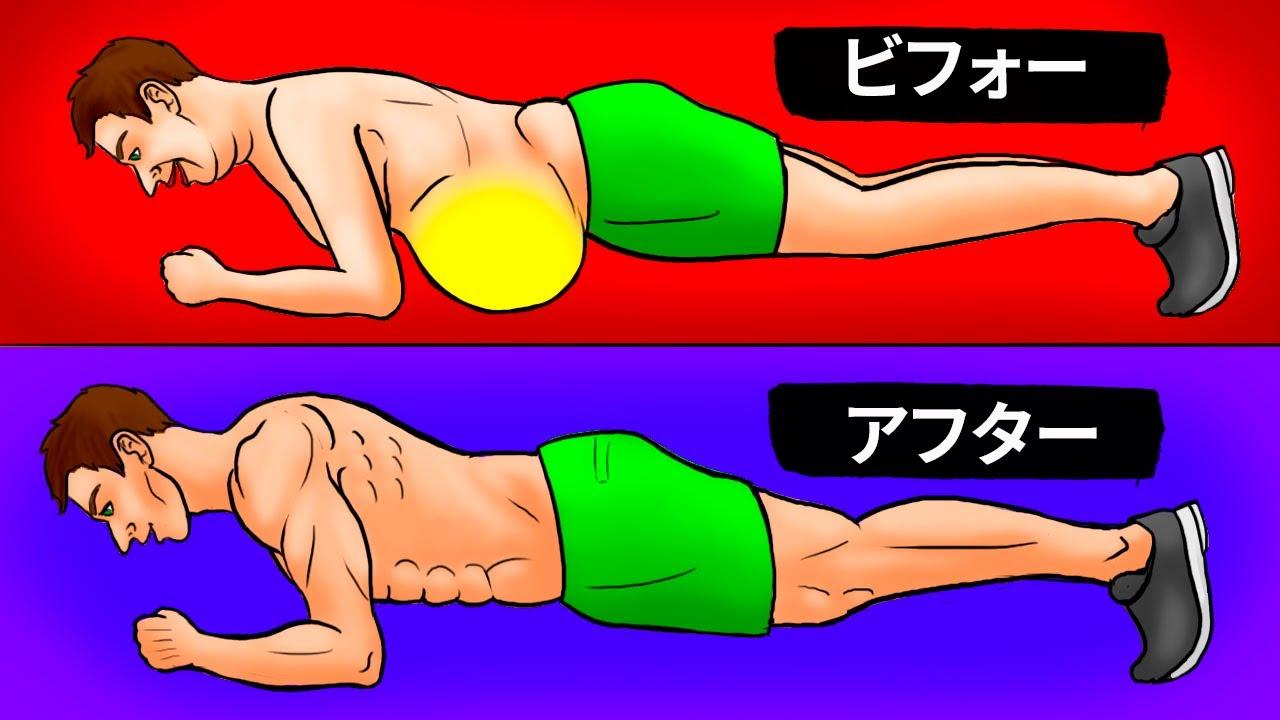 3ステップのエクササイズで、30日以内にシックスパックの腹筋を手に入れよう!