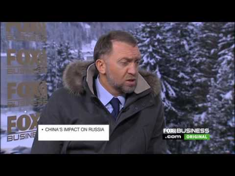 RUSAL's Deripaska says world needs a carbon tax
