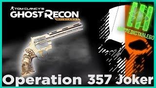Ghost Recon Wildlands | Operation 357Joker | Pistol Review