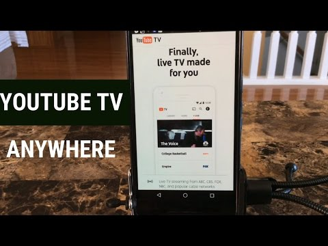Get YouTube TV Anywhere In Any City