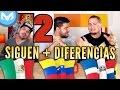 MEXICANO VS VENEZOLANOS VS DOMINICANOS DISCUTEN SUS PALABRAS #2