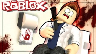 Roblox Adventures - MURDER ON THE TOILET?! (Roblox Murder Mystery)